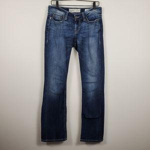 BKE Sabrina Jeans Bootcut Med Wash 29x33 1/2